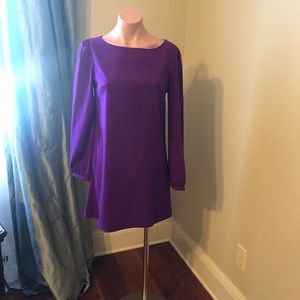 Perfect purple casual day dress by peppermint